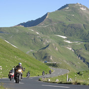 OEAMTC-Training am Glockner, Philip Magner 2014