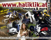 Cover haliklik 2012