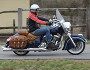 Indian Chief Vintage in Mollersdorf by Nikonella 2015